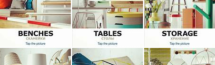 IKEA PS crée le premier site web sur Instagram