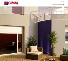 Site web Gimm